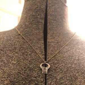 Juicy couture engagement ring fashion necklace